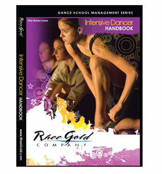 Intensive Dance Handbook - Style No 110RGI