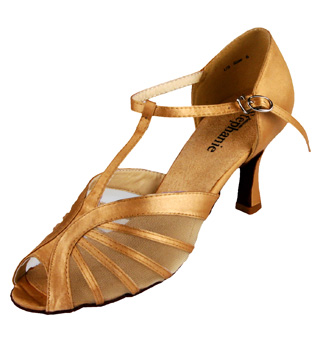 Ladies Latin/Rhythm Ballroom Shoe - Style No 12036