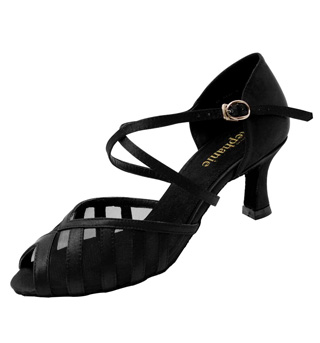 Ladies Latin/Rhythm Ballroom Shoes - Style No 12049