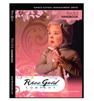 Recital Handbook - Style No 120RGR