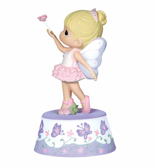 Tune Beautiful Dreamer Statue - Style No 124110