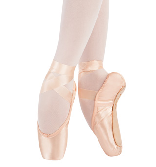 Adult Tiffany Pointe Shoes Medium Shank - Style No 126