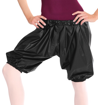 Adult Unisex Sweat Off Dance Shorts - Style No 130