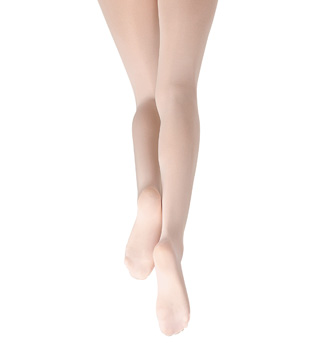 Child Hold & Stretch Footed Tights - Style No 14C