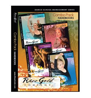 Combo Pack Handbook - Style No 150RGC