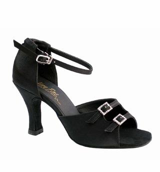 Ladies Latin/Rhythm- Classic Series Ballroom Shoes - Style No 1620