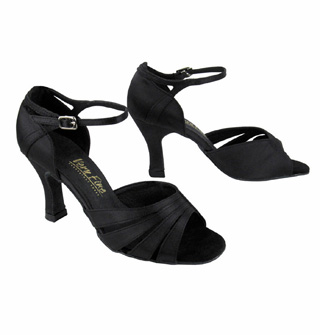 Ladies Latin/Rhythm-Classic Series Ballroom Shoes - Style No 1680