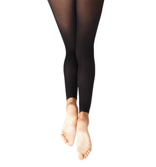 Child Ultra Soft Footless Tights - Style No 1817C