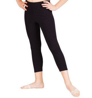 Child Capri Leggings - Style No 2101C