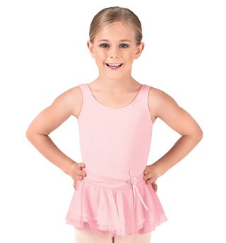 Girls Tank Tutu Dress - Style No 2232
