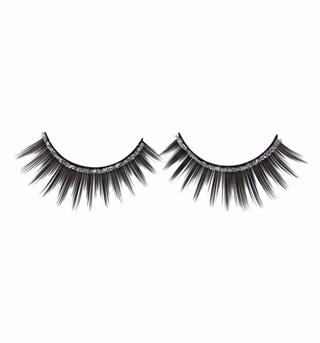 Glitter Eyelashes with Glue - Style No 2481A