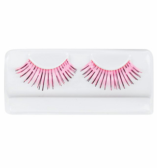 Pink & Hot Pink Stage Eyelashes - Style No 2483Cx