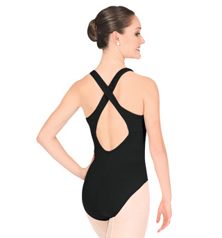 Adult Criss-cross Back Tank Leotard - Style No 3067