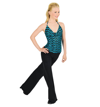 Classic Wide Leg Jazz Pant - Style No 326x