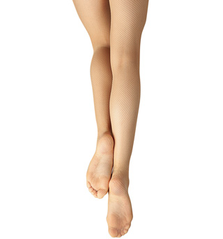 Child Studio Basics Seamless Fishnet Tights - Style No 3407C