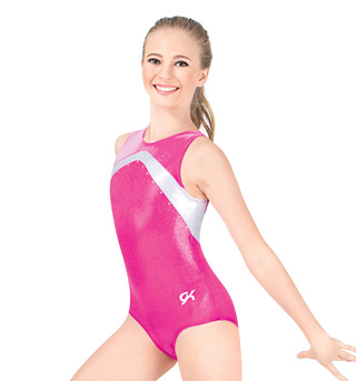 Child Bright Pink Leotard - Style No 3599C