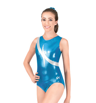 Adult Electric Turquoise Leotard - Style No 3628