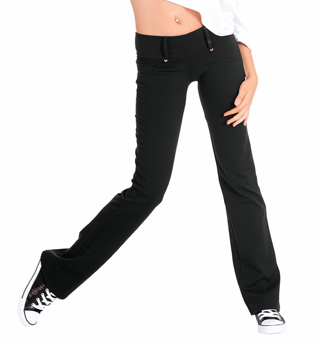 Trouser Detail Jazz Pant - Style No 3647x