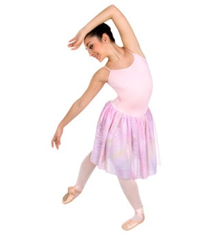 Child Camisole Tutu Dress - Style No 3864x