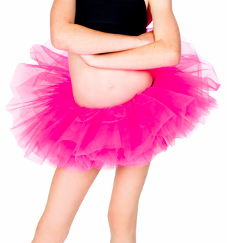 Child Organza Tutu - Style No 4900x
