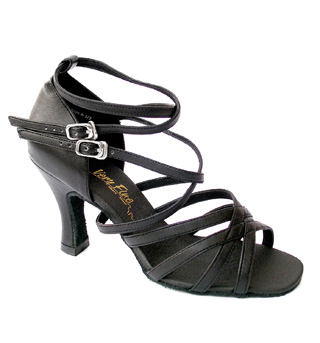 Ladies Latin/Rhythm-Classic Series Ballroom Shoes - Style No 5008