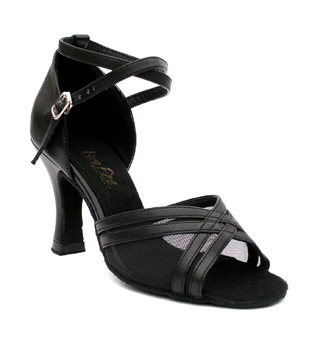 Ladies Latin/Rhythm-Classic Series Ballroom Dance Shoes - Style No 5017