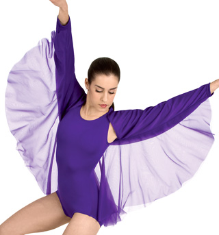 Worship Angel Wing Shrug - Style No 505