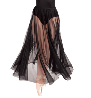 Full Chiffon Skirt - Style No 538XX