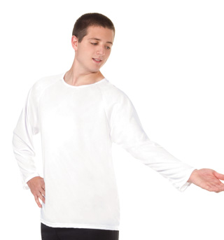 Adult Unisex Worship Long Sleeve Top - Style No 540