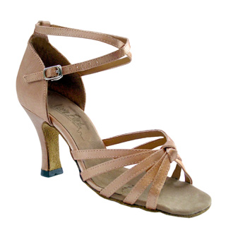 Ladies Latin/Rhythm- Classic Series Ballroom Shoes - Style No 6005