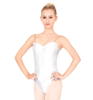 Adult Corset Style Camisole Leotard - Style No 6076