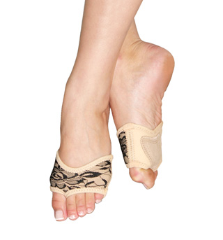 Adult Lace Neoprene Lyrical Half Sole - Style No 6440
