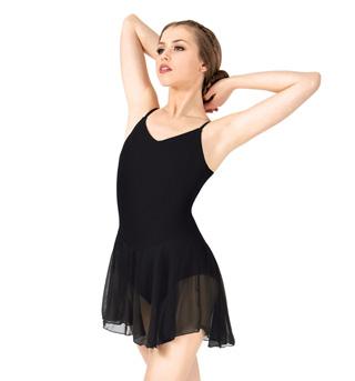 Adult Trestle Back Dance Dress - Style No 7110