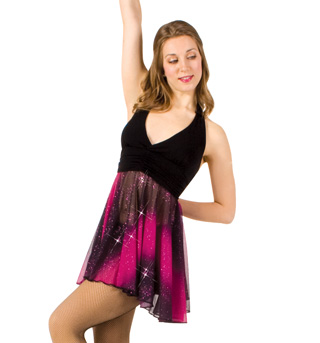 Halter Dress - Style No 7845