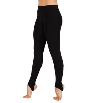 Adult Stirrup Pants - Style No 821BLK