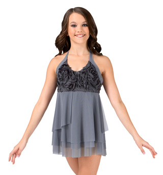 Child Tank Mesh Lyrical Dress - Style No 91711C