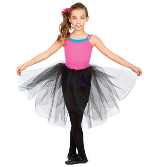 Child Long Juliet Tutu - Style No 9830C
