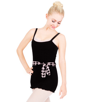 Women's Houndstooth Dress - Style No A100