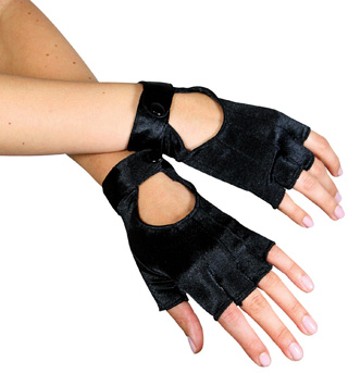 Fingerless Motorcycle Gloves - Style No A1039