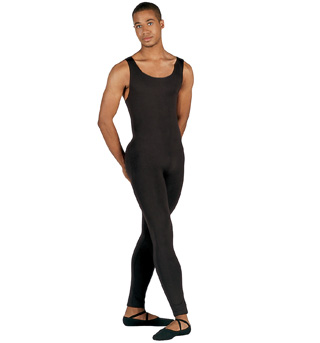 Mens Cotton Tank Unitard - Style No AB21