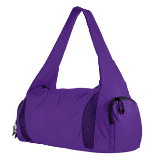 Lightweight Foldable Dance Bag with Shoe Pocket - Style No AUG1141
