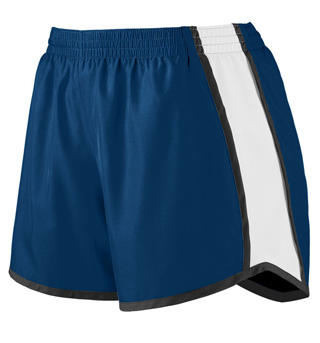Ladies Plus Size Team Shorts - Style No AUG1265P