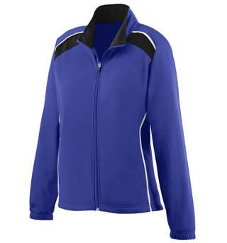 Ladies Plus Size Tri-Color Jacket - Style No AUG4382P
