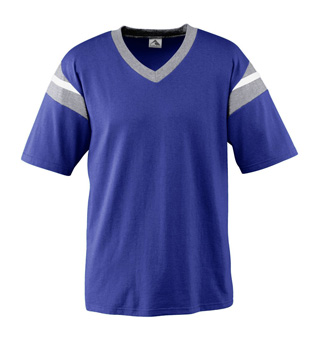 Adult Unisex Vintage Short Sleeve Jersey - Style No AUG665