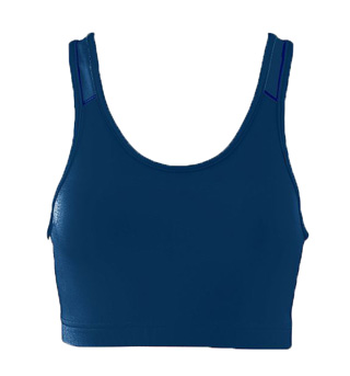 Ladies Plus Size Racerback Sports Bra - Style No AUG701P