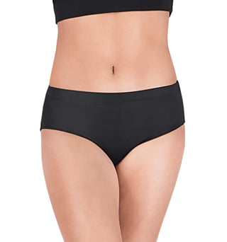 Ladies Plus Size Brief - Style No AUG9015P