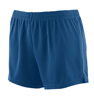 Ladies Plus Size Cheer Shorts - Style No AUG955P