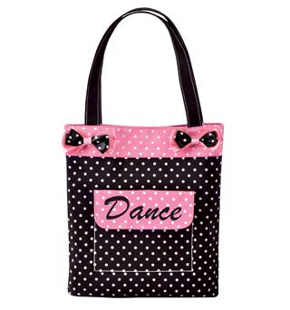 Dancin' Dots Dance Tote - Style No B540