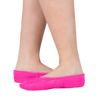 Adult Full Sole Ballet Slipper - Style No BC100