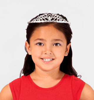 Child Cinderella Tiara - Style No BCINT